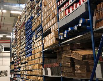 Plateforme d'achat d'archives PSA : Conception et réalisation d'une plateforme d'achat en ligne d'archives