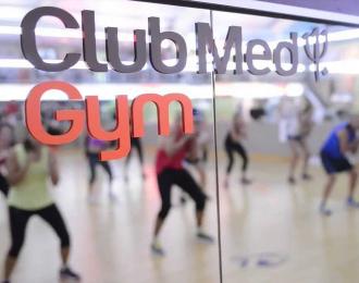 Site web commercial CMG Sports Club : Création d'un site web e-commerce pour Club Med Gym