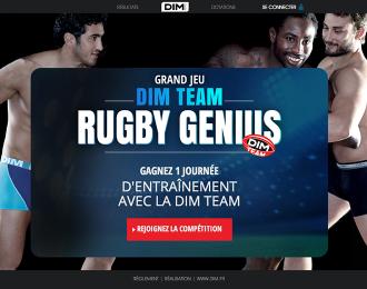 Serious game en ligne DIM : Elaboration d'un serious game commercial en ligne pour la société DIM