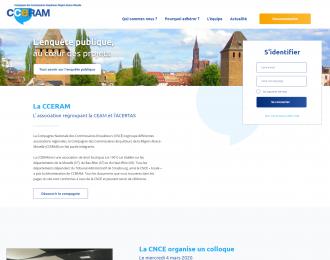 Compagnie Nationale des Commissaires Enquêteurs : Un multisite pour la CNCE et ses compagnies territoriales