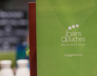 Site de communication des Bains Douches : Développement du site de communication du restaurant Les Bains Douches