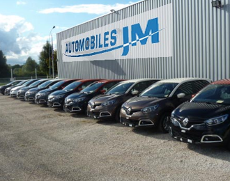 AutoJM : Application de gestion des stocks automobiles