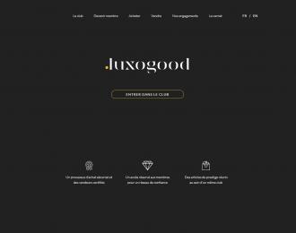 Luxogood : Une marketplace spécialisée dans les produits d'exception